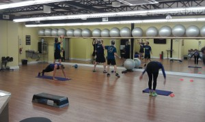 Greenville Fitness and Rehab