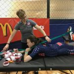 Stretching Team USA | Fitness Greenville SC